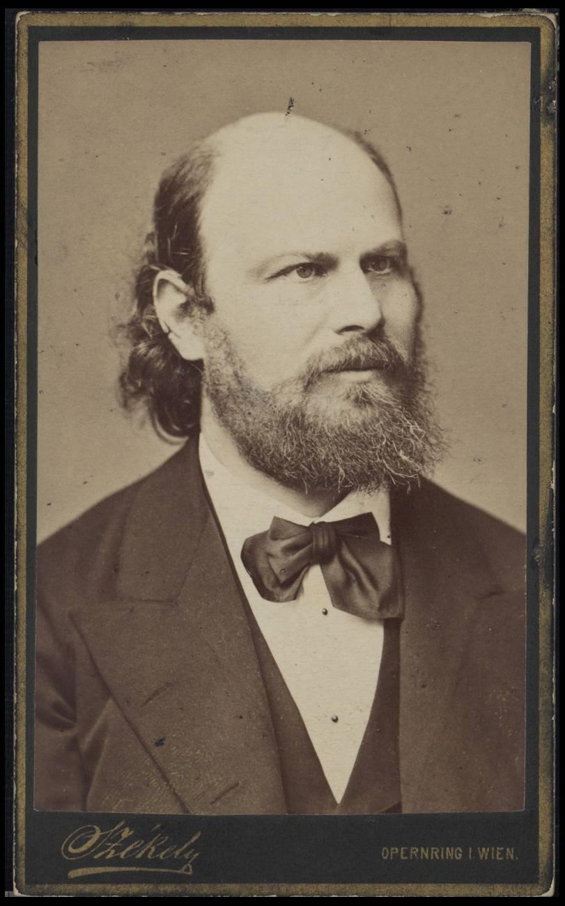 Julius Anton Glaser.