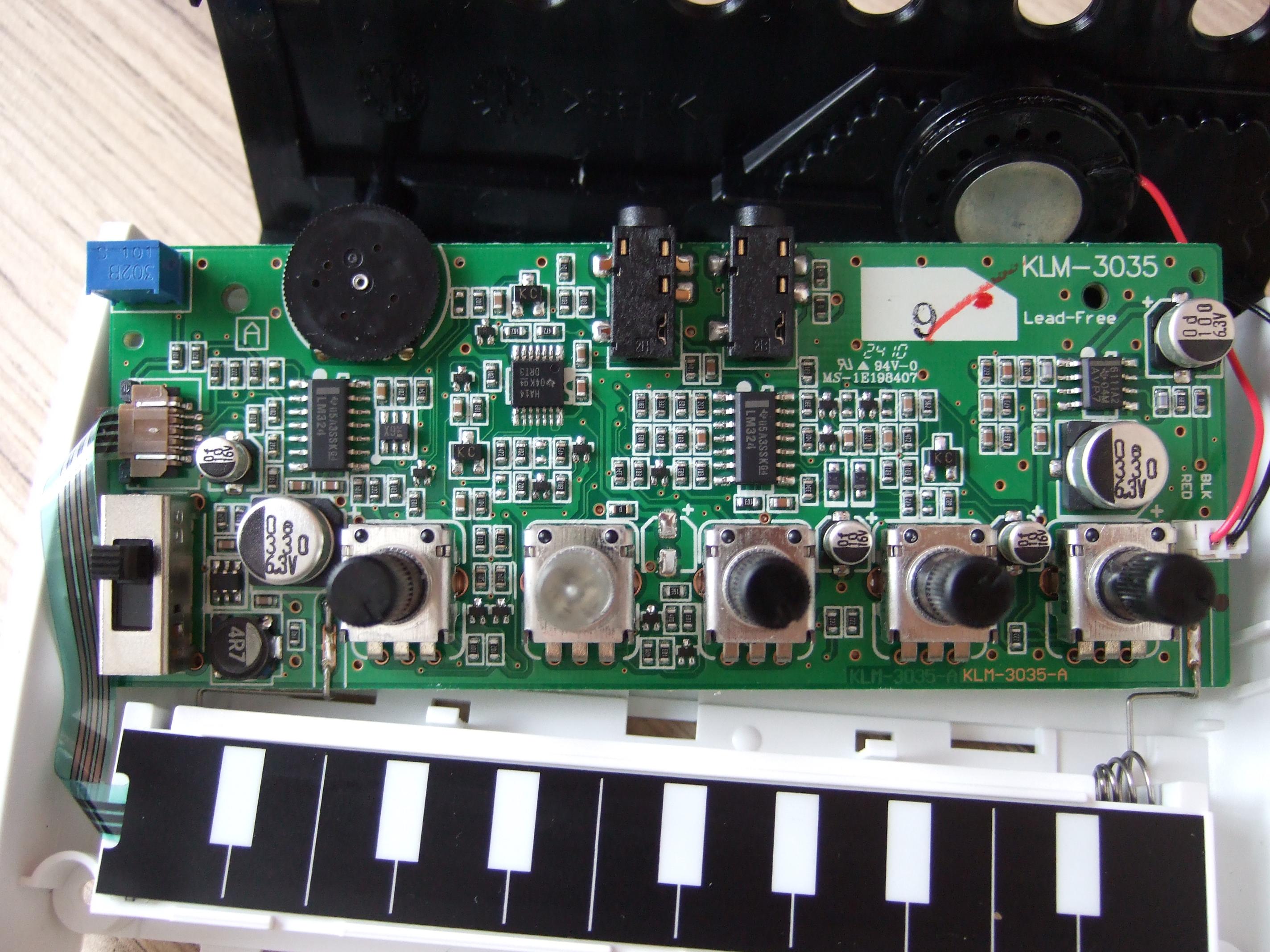 Filekorg Monotron Internals Wikimedia Commons Selfbalancing Robot With Basic Electronics Hacks Mods Circuitry