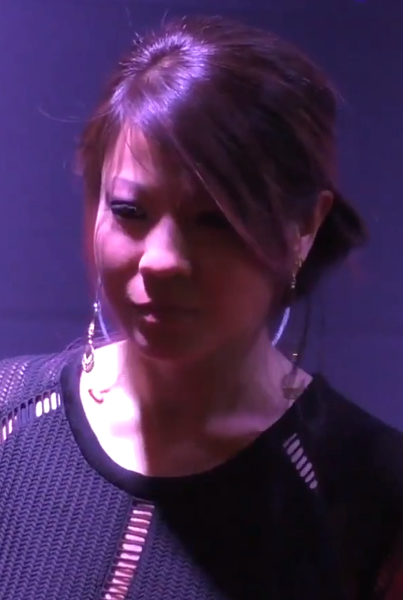 Cheung in 2016
