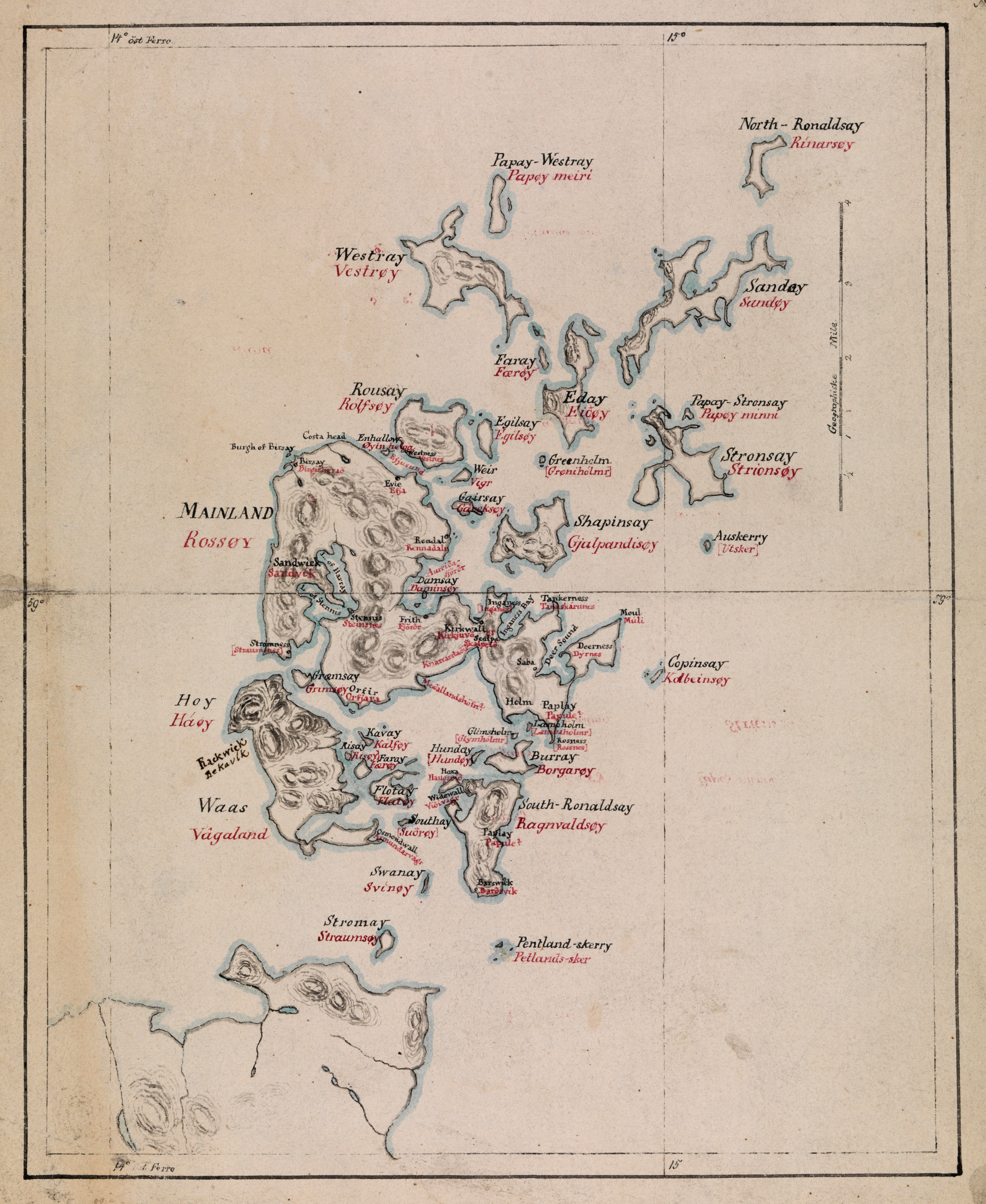 kart over orknøyene Fil:Kart over Orknøyene   no nb krt 00744. – Wikipedia kart over orknøyene