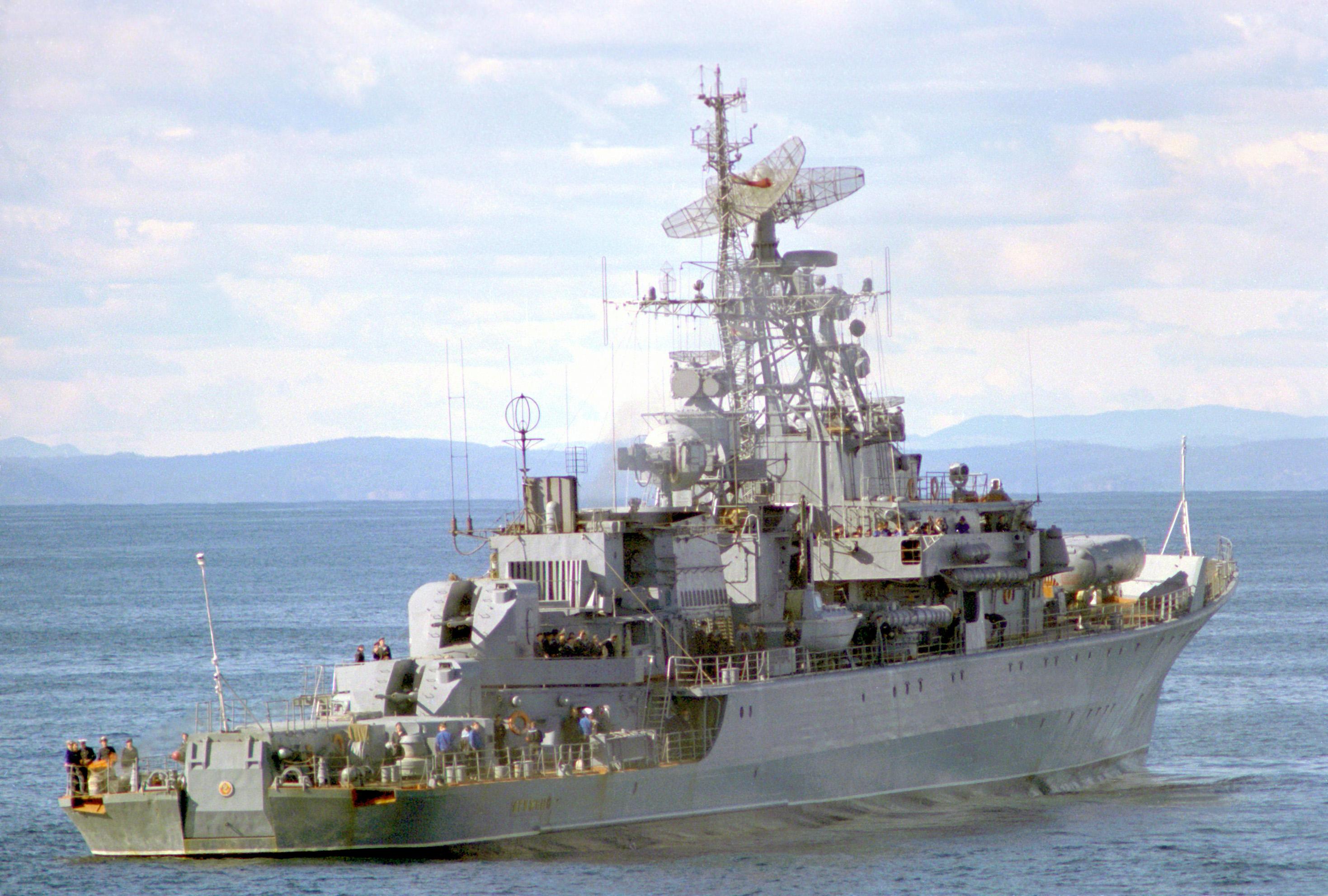 محمد الشريف يكتب : يوميات من حياتى العسكرية (الجزء الخامس) فى لواء المدمرات Krivak_I_class_frigate,_stern_view