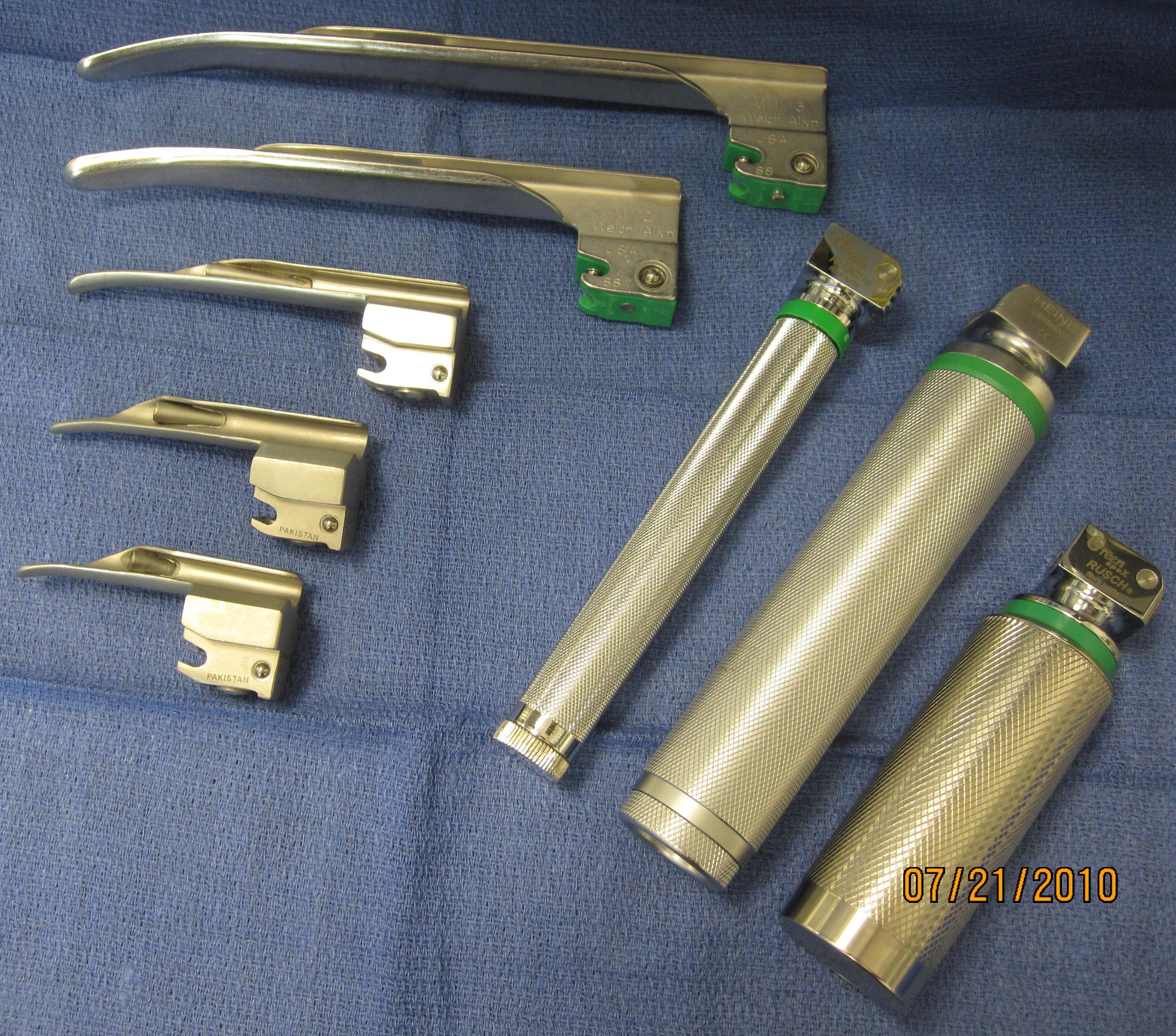 Laryngoscopy - Wikipedia