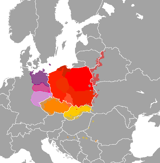 Depiction of Lenguas eslavas occidentales