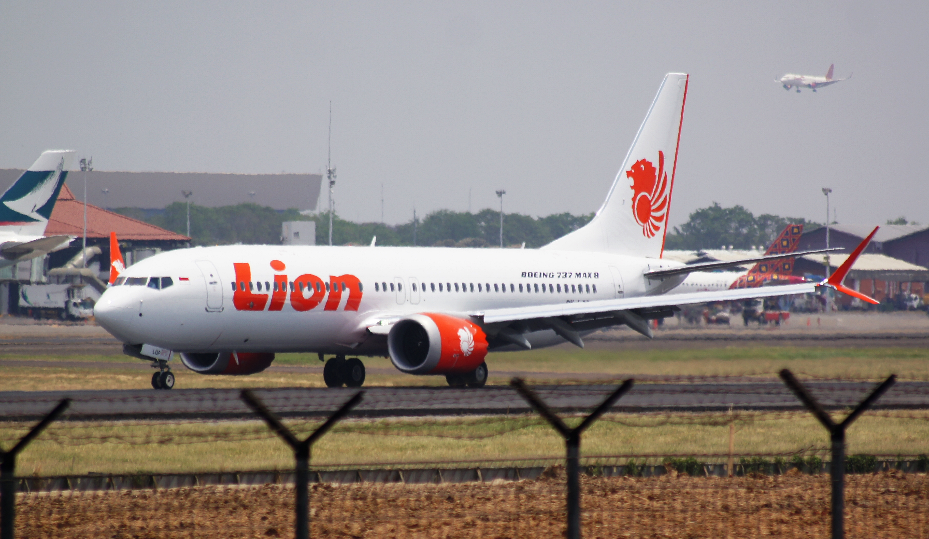 lion air boeing 737 max voice recorder