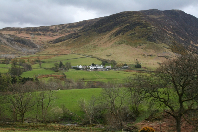 Little Town - geograph.org.uk - 782252
