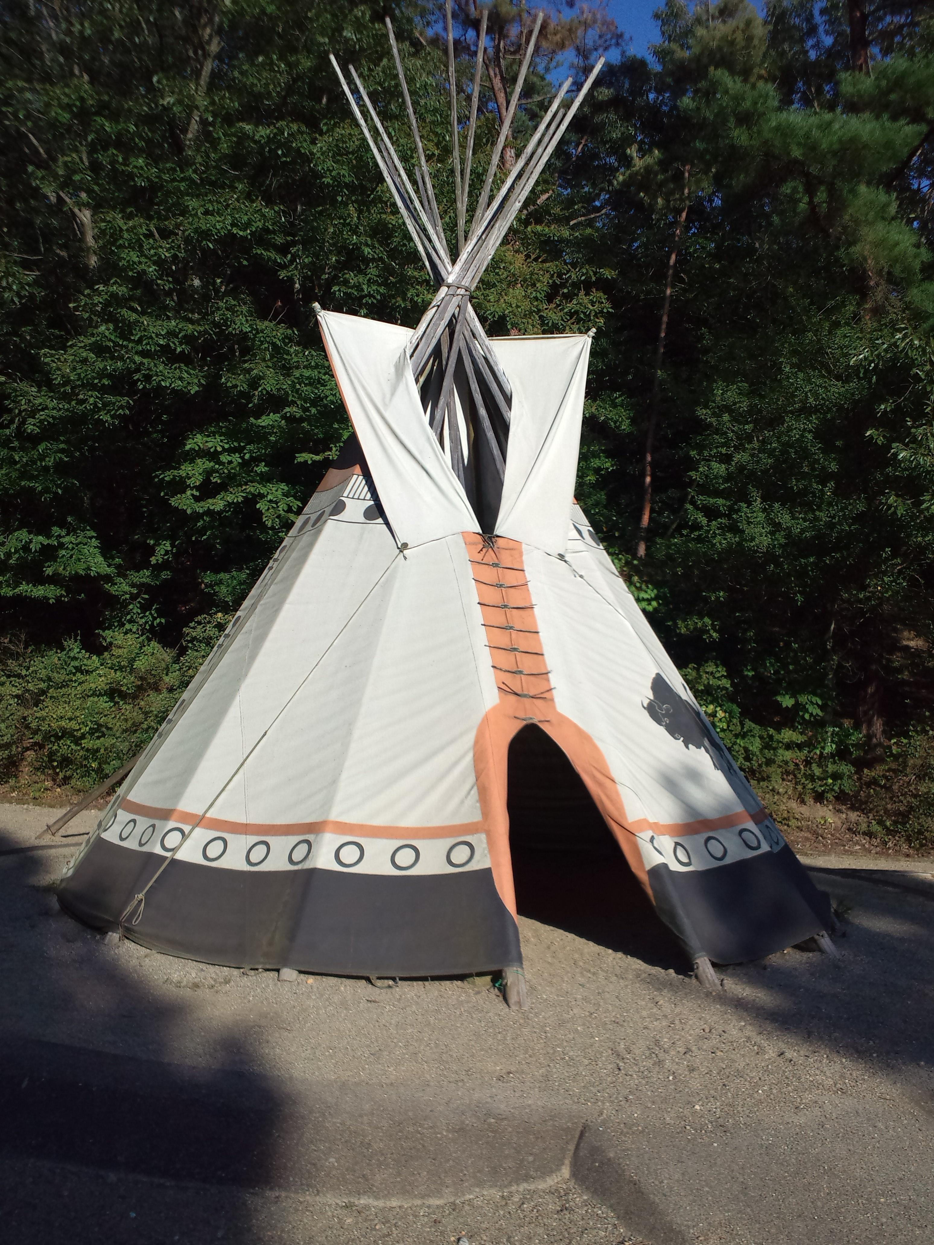 FileLittle world Aichi prefecture - Plains Indian Tents in USA2.jpg & File:Little world Aichi prefecture - Plains Indian Tents in USA2 ...