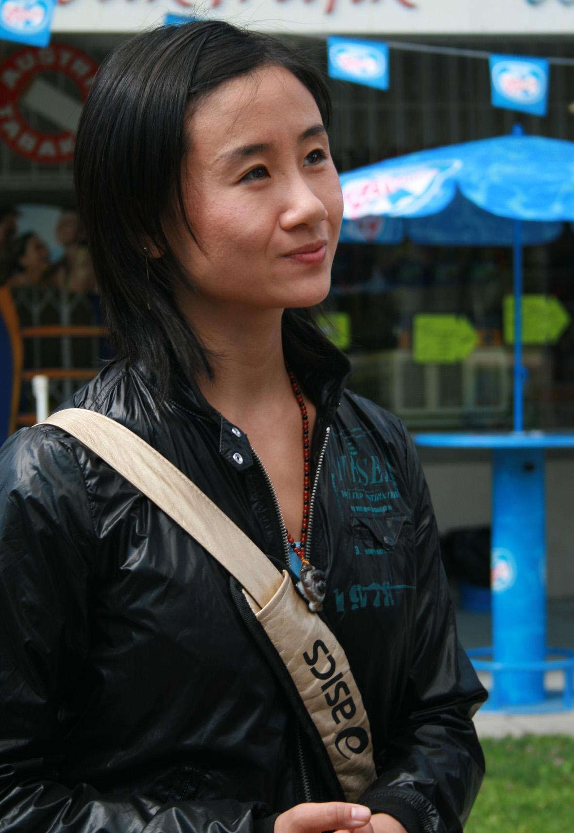 Liu Jia in [[Vienna]], Austria in 2008