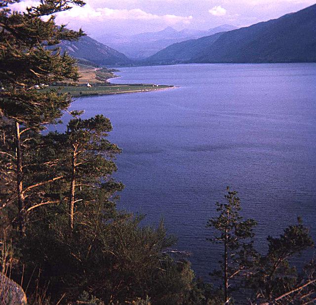 Loch Bhraoin
