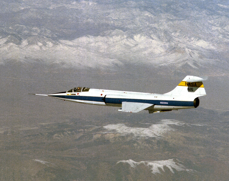 nasa f-104a - photo #13