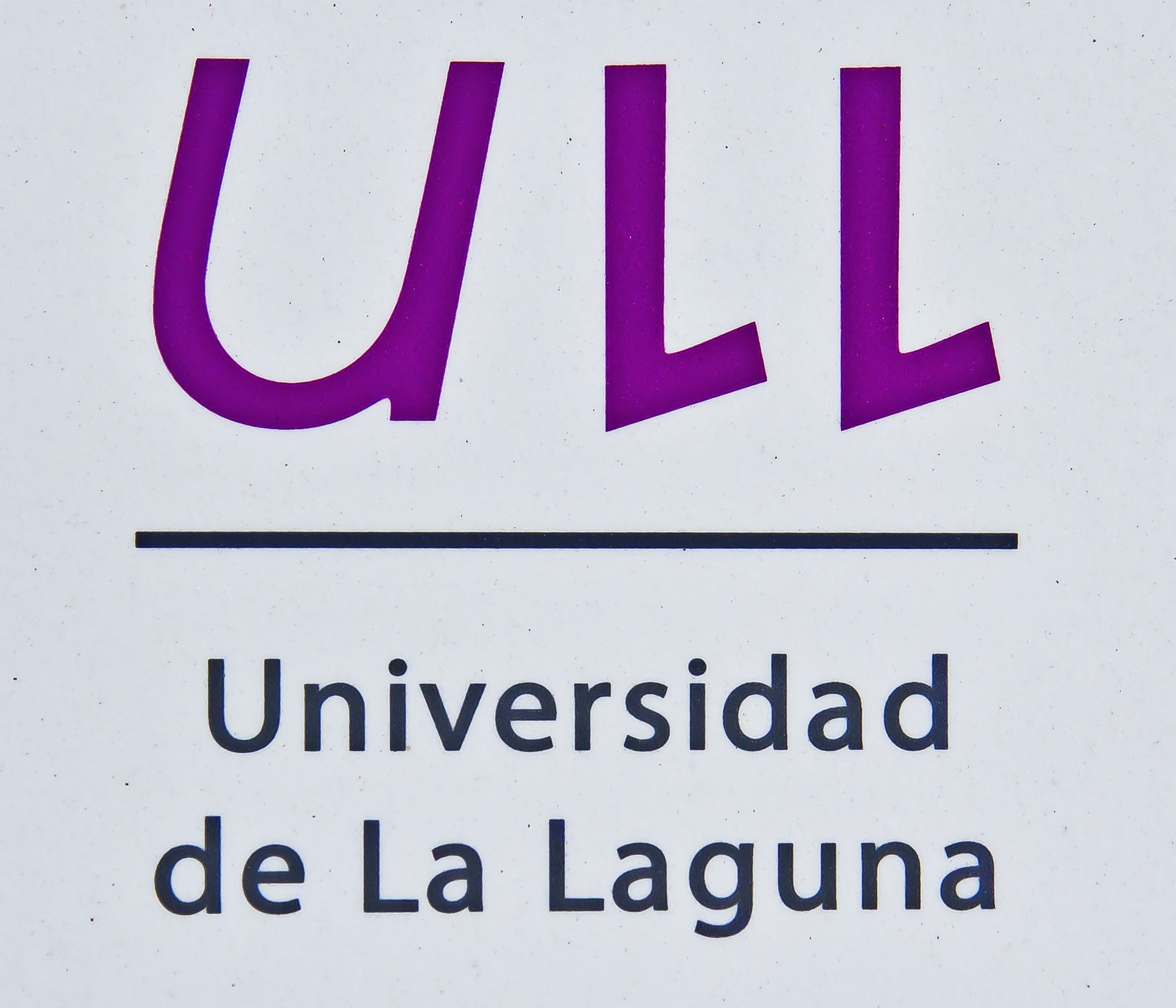 Logo of University of La Laguna
