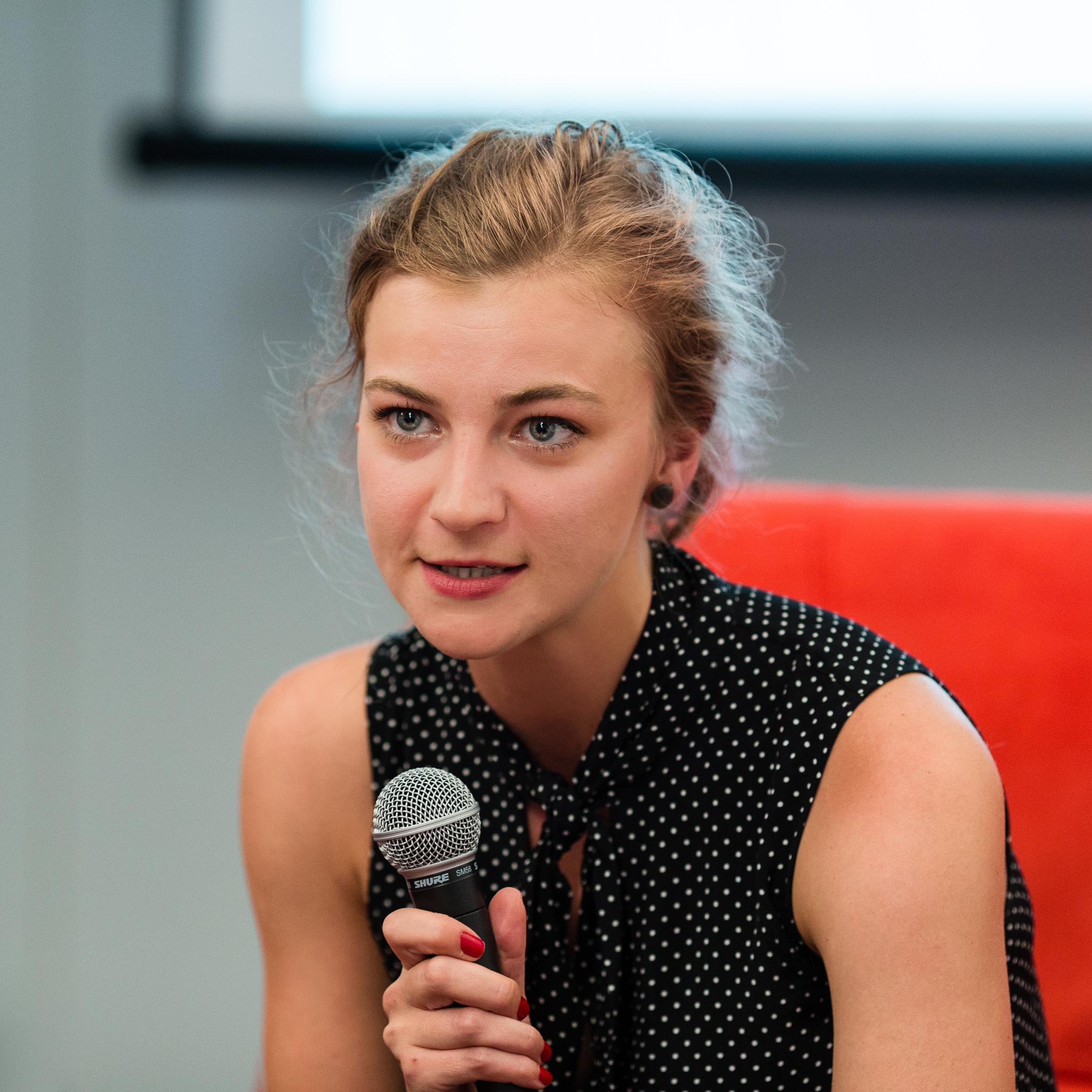 Photo of Lucie Faulerová
