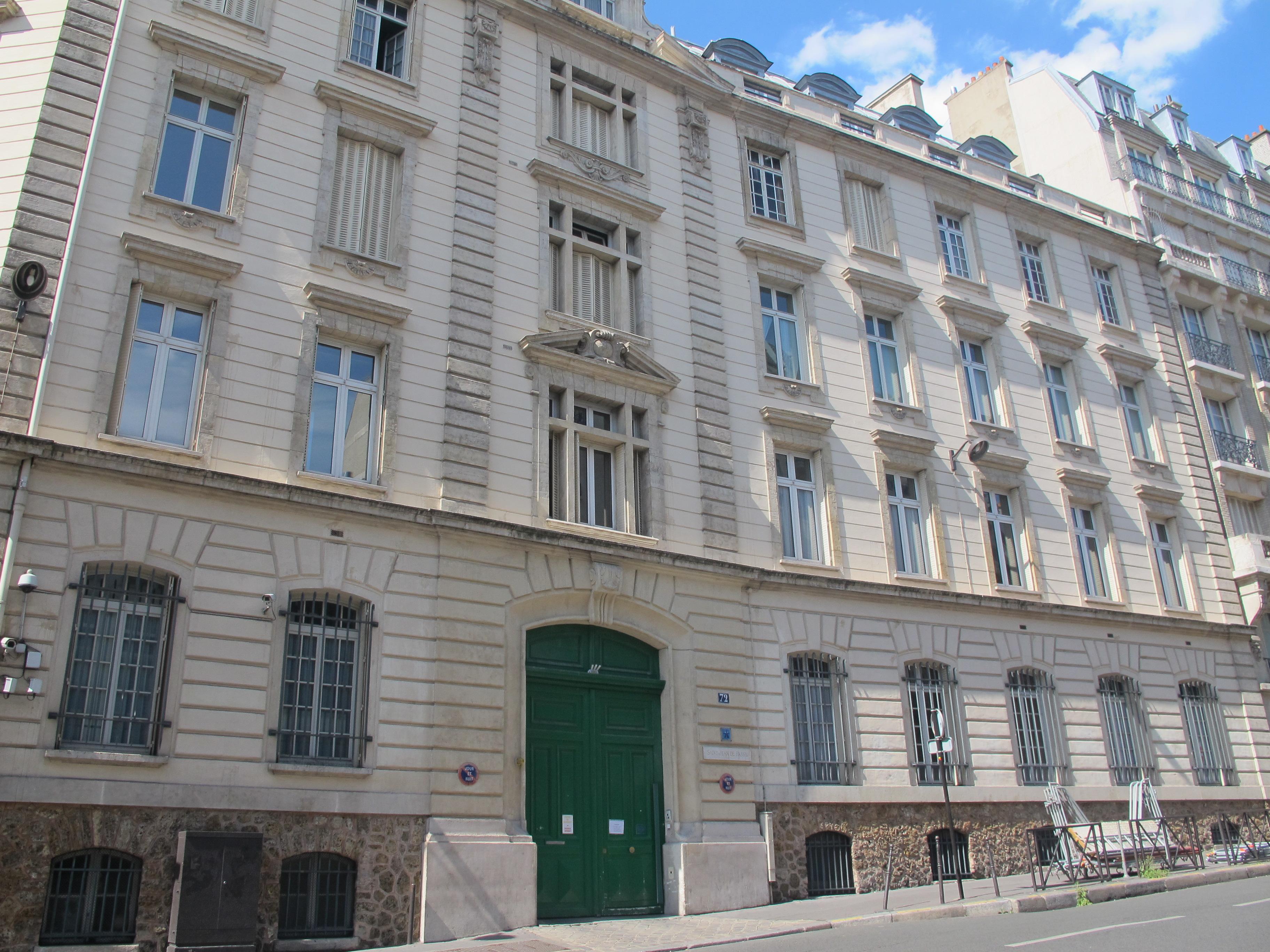 Hotel St Vincent Paris