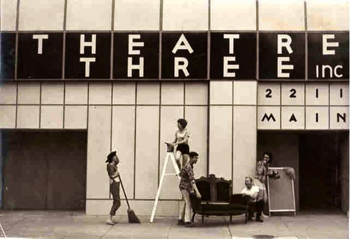 Theatre Three (Dallas) - Wikipedia