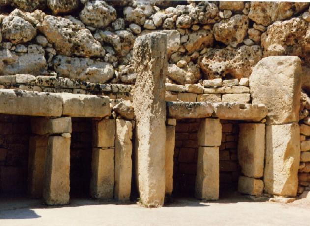 Tempio Ggantija Malta
