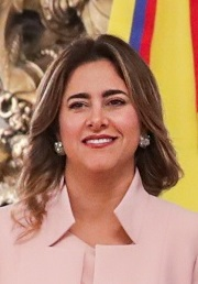 First Lady of Colombia