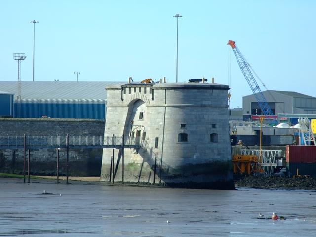 File:Martello Tower, Pembroke Dock - geograph.org.uk - 726626.jpg
