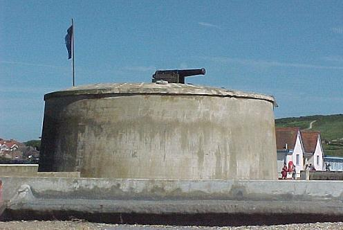 Image result for martello tower seaford