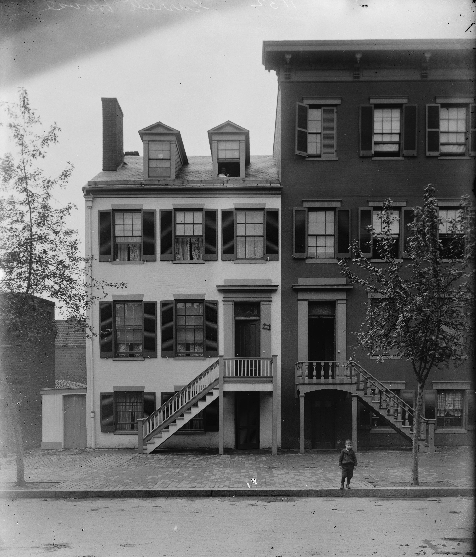 SURRATTSVILLE THE HOME OF JOHN SURRATT JOHN WILKES BOOTH ACCOMPLICE 1867 HISTORY