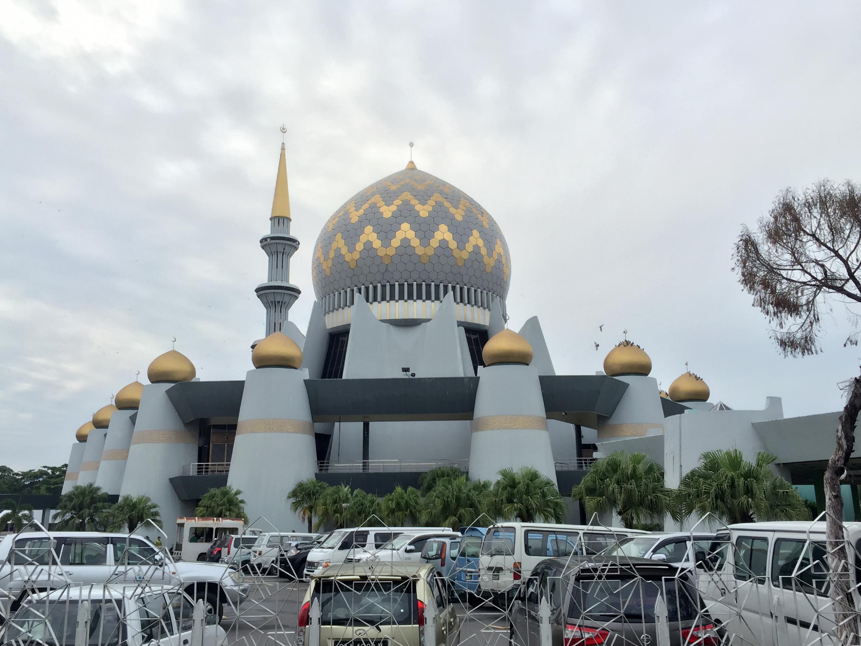 Filemasjid Negeri Kota Kinabalu Sabah Malaysiajpg Wikimedia