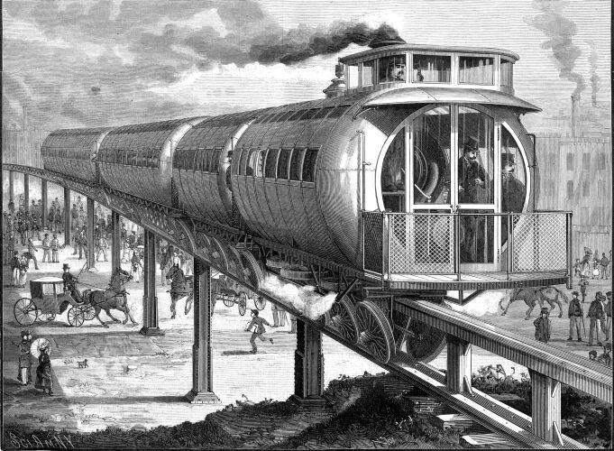 Meigs Elevated Railway