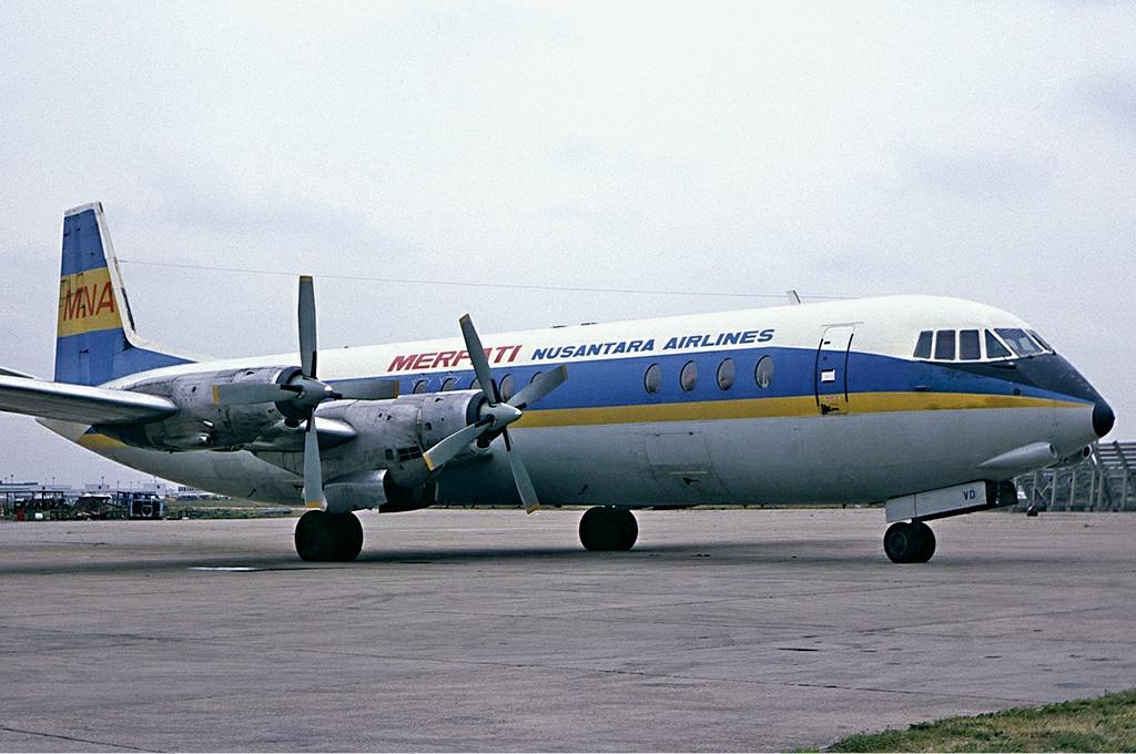 merpati nusantara airlines   wikipedia