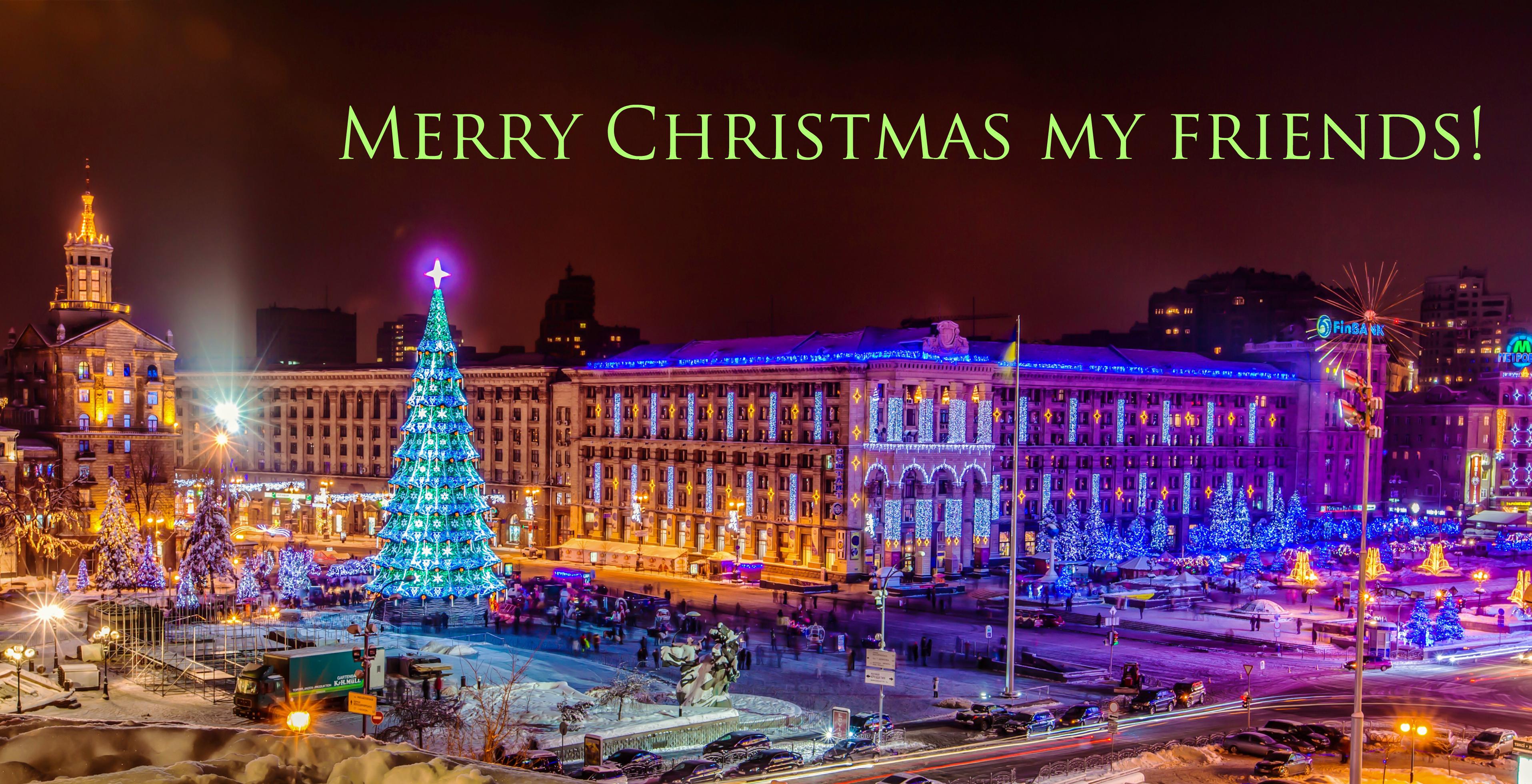 File:Merry Christmas my friends from Kiev Ukraine (8305920555).jpg ...