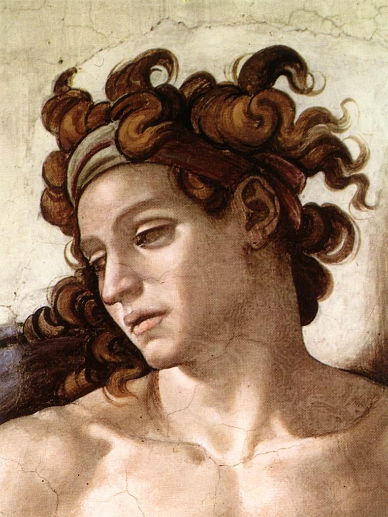 The Renaissance Sistine Chapel Michelangelo Buonarroti.
