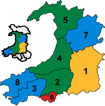 Mid and West Wales (National Assembly for Wales electoral region)