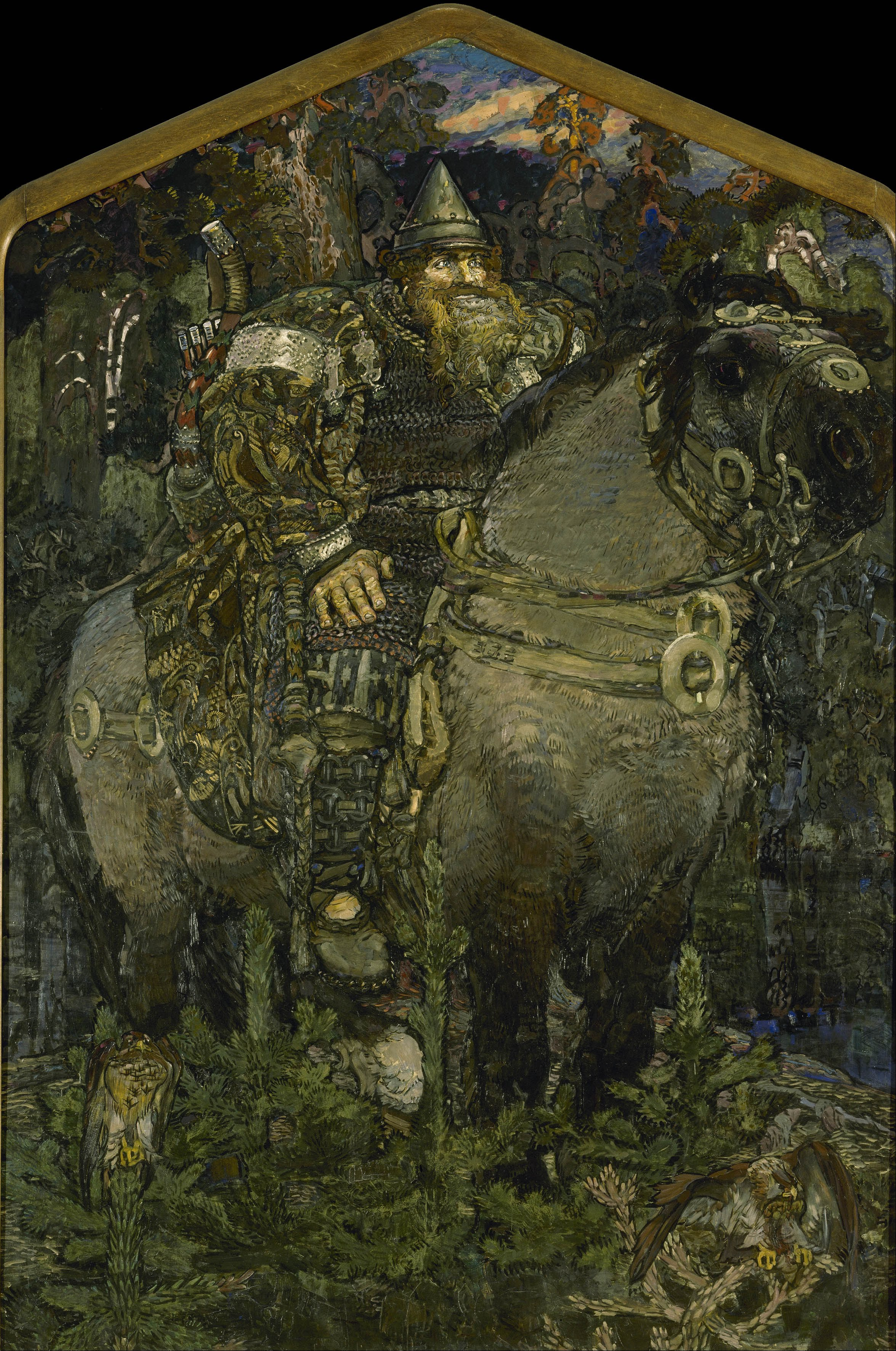 File:Mikhail Vrubel - Bogatyr - Google Art Project.jpg - Wikimedia ...: commons.wikimedia.org/wiki/file:mikhail_vrubel_-_bogatyr_-_google...