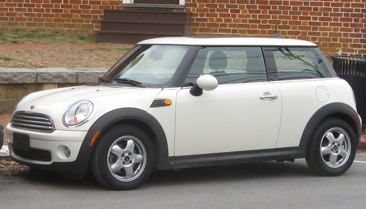 cars blog: Mini Cooper 2010