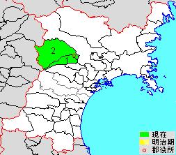 Kami District, Miyagi