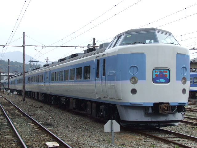 ファイル:Model 189 of Holiday-Rapid KAWAGUCHIKO.JPG