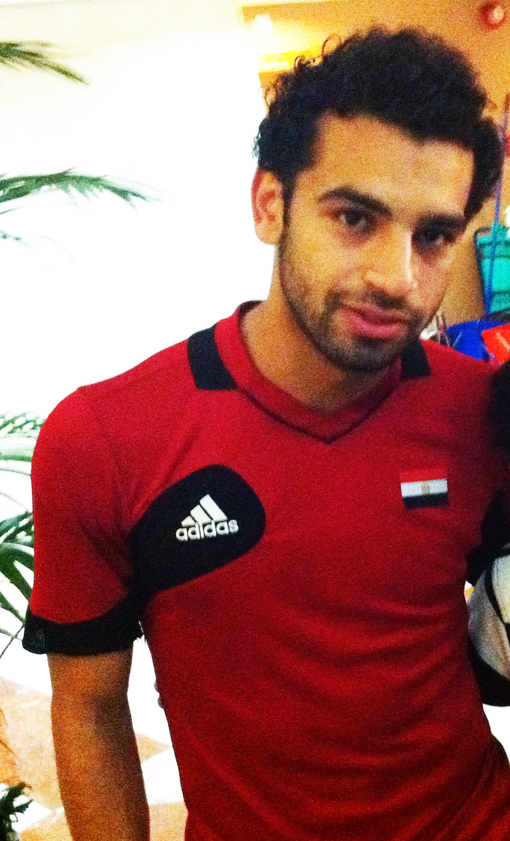 Mohamed Salah 2017: Haircut, Beard, Eyes, Weight ...