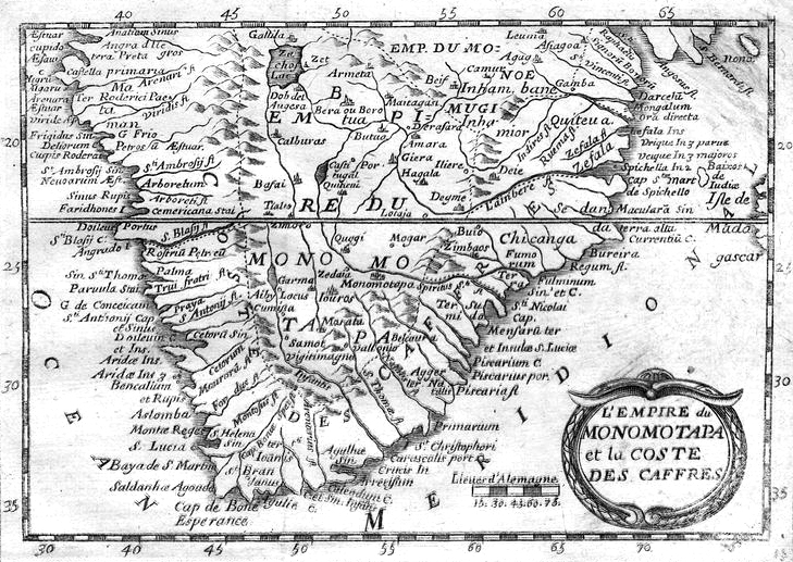 Empire du Monomotapa — Wikipédia