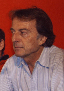 Montezemolo, presidente de Ferrari (Wikimedia)