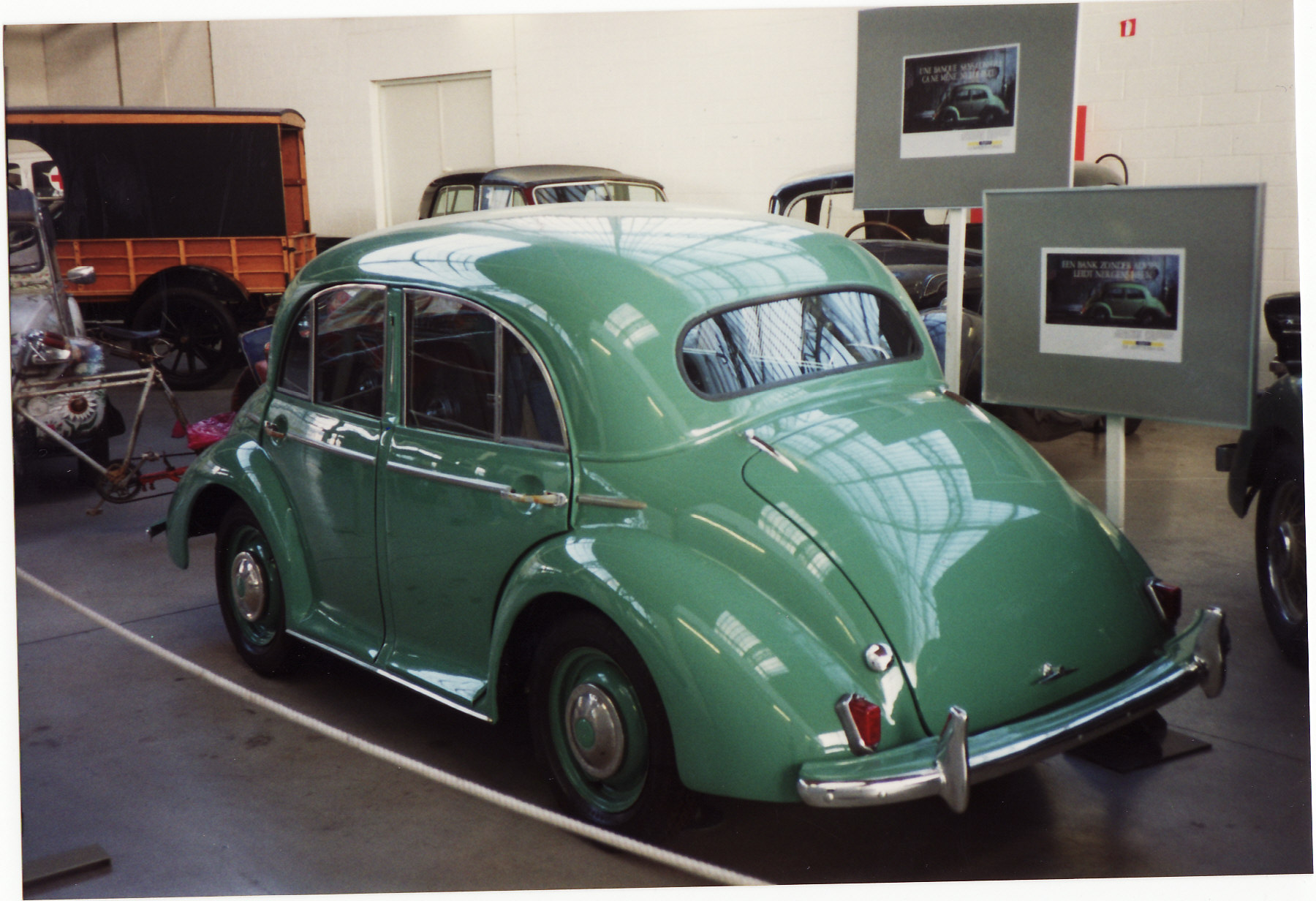 File Morris Minor With Rear Engine Or Front Wheel Drive Or Any