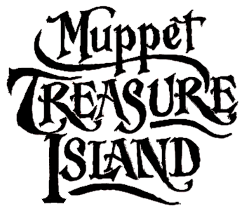 Muppet Treasure Island Lashes Plank Gif