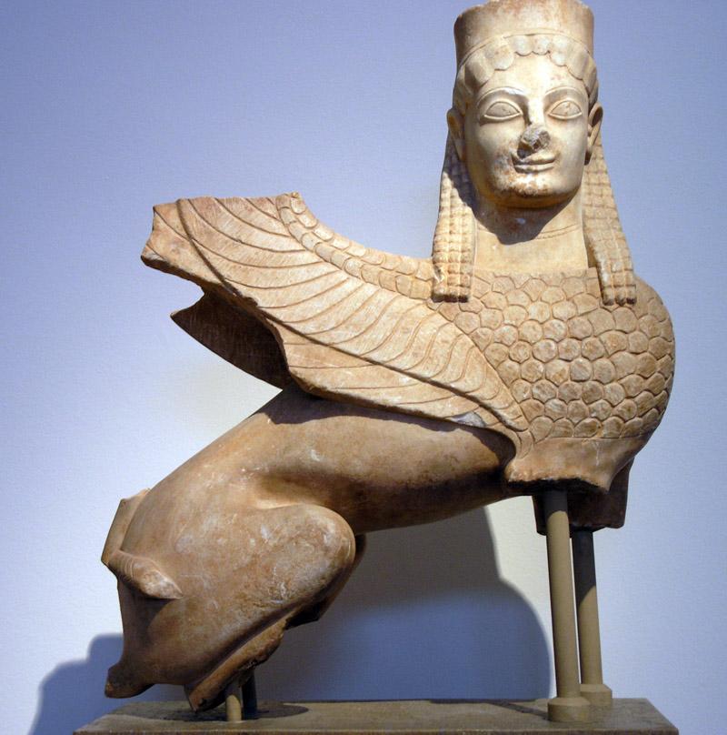 L'ENIGME DU SPHINX NAMA_Sphinx_archa%C3%AFque