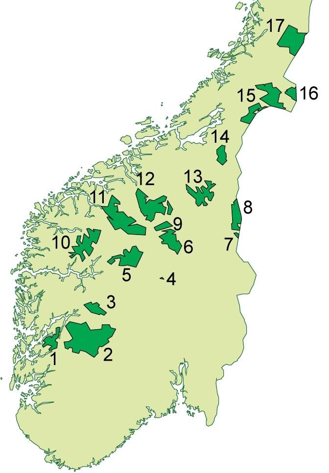 kart over nasjonalparker i norge Blåfjella Skjækerfjella nasjonalpark – Wikipedia kart over nasjonalparker i norge