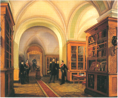 In The Russian National Library 86