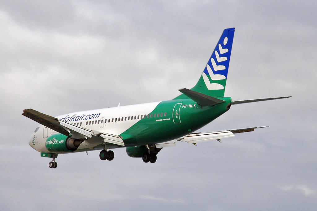Norfolk Island Airport Flights