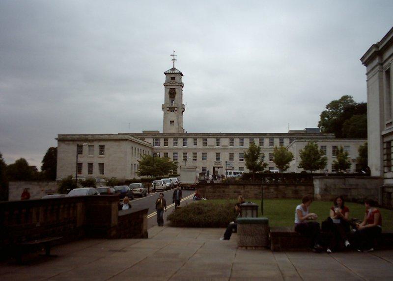 Nottingham Trent University Fashion Marketing