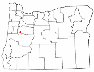 Loko di Brownsville, Oregon