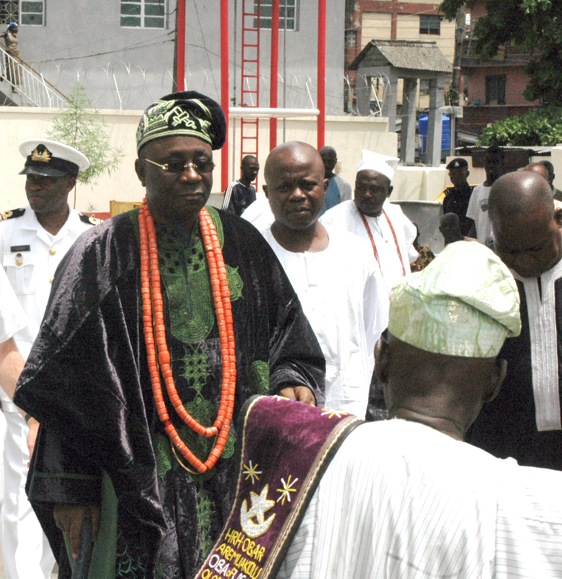 Oba Of Lagos Wikiwand