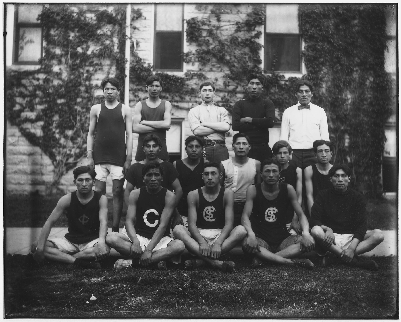 file oklahoma track team  1910 - nara - 251731 jpg