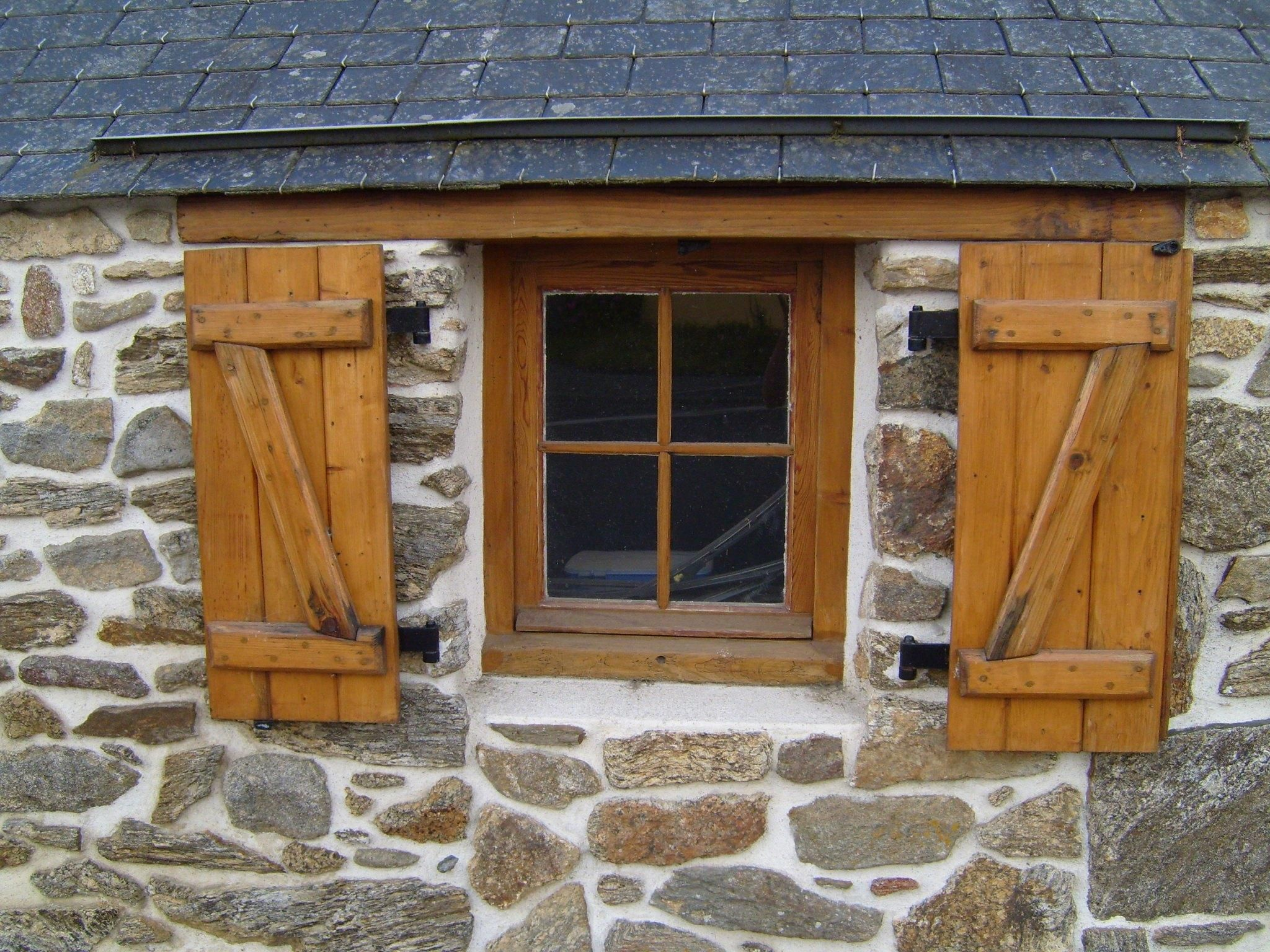 File old wooden for Wooden windows
