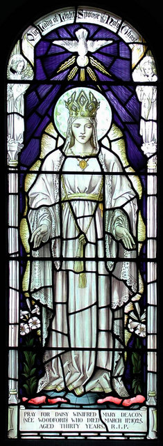 English: Our Lady of Light & S. Osyth, Clacton...