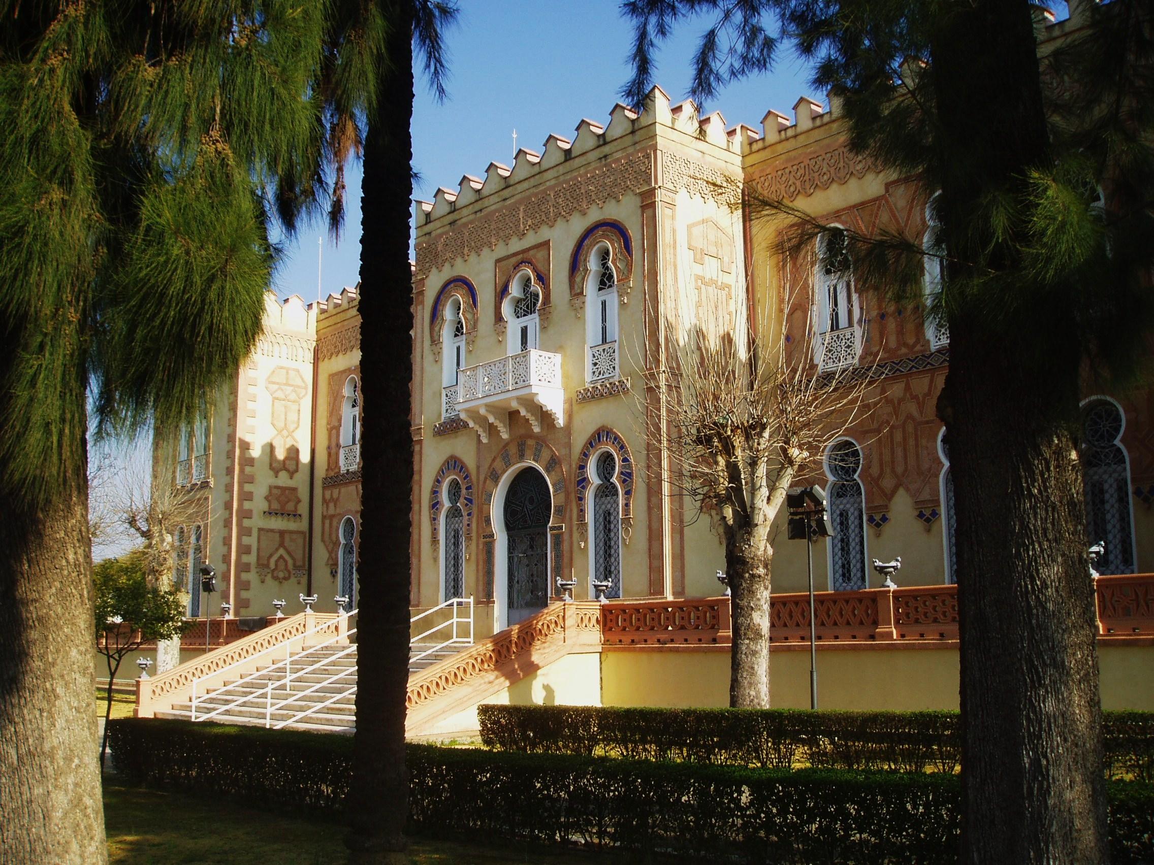File palacio de alperiz dos hermanas jpg wikimedia commons - Factory de dos hermanas sevilla ...