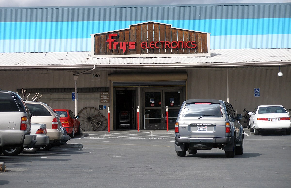 k Followers, 42 Following, Posts - See Instagram photos and videos from Fry's Electronics (@fryselectronics).