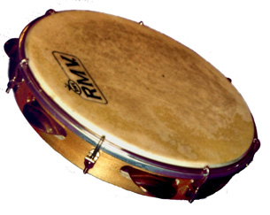 Tambourine Musical instrument in the percussion family